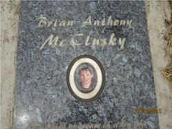 Brian Anthony McClusky