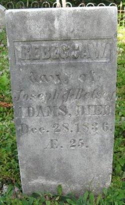 Rebecca W. Adams