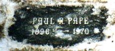 Paul Robert Pape