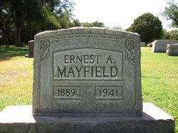 Ernest A. Mayfield