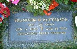 Sgt Brandon Hayes Patterson
