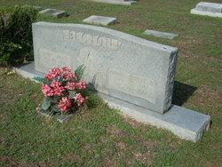 Annie Jewell <I>Barwick</I> Becton