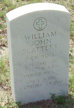 William John Slattery