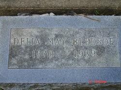 Delia May <I>Taylor</I> Bledsoe
