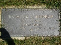 Raymond Stephen Bindrum