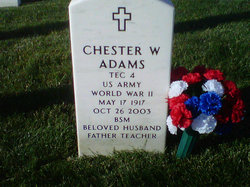 Chester W. Adams
