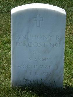 Anthony R D'Agostino