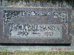 Emma Louise <I>Shires</I> Hansen