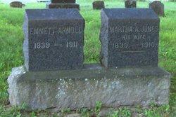 Martha Amanda <I>Jones</I> Arnold