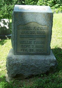 Nellie <I>Van Camp</I> Evans