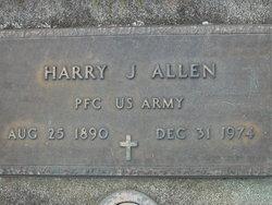 Harry James Allen