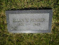 Ellen V. <I>Fowler</I> Pember