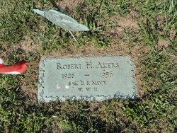 Robert Holt Akers
