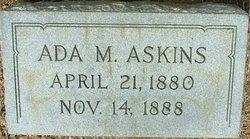 Ada M. Askins