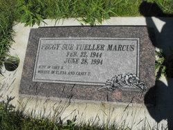 Peggy Sue <I>Tueller</I> Marcus