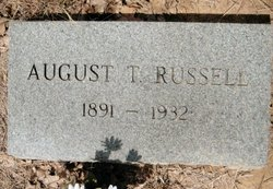 August Thomas Russell