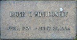 Leone T Montgomery