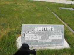 Don Olsen Tueller