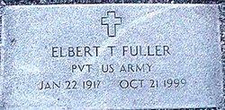 "Elbert T. ""Dick"" Fuller, Sr"