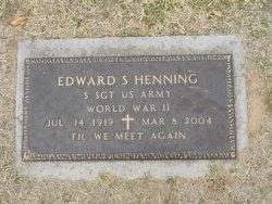 Edward S. Henning