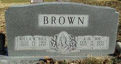 Joseph Daniel Brown