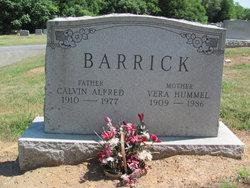 Vera E <I>Hummel</I> Barrick