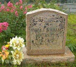 Violet Beatrice Adams