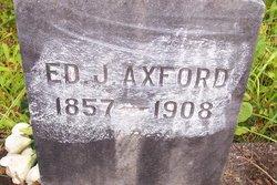 Ed Jareus Axford