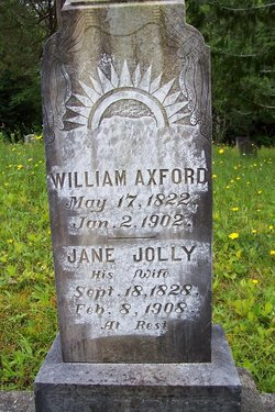 Jane <I>Jolly</I> Axford