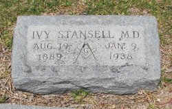 Dr Ivy Stansell
