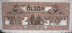 Heber Loyal Olson