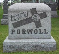 Franciszka <I>Ohotta</I> Porwoll