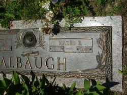 Hazel Evelyn <I>Brady</I> Albaugh