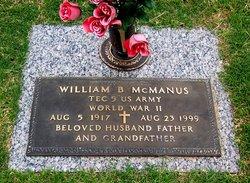William Brady McManus