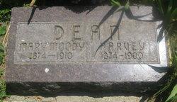"""Mary Elizabeth """"Mamie"""" <I>Moody</I> Dean"""