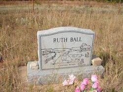 Ruth Elizabeth <I>Lemmons</I> Ball