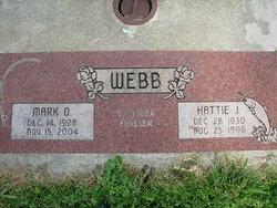 Hattie J Webb