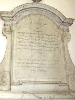 Henrietta <I>Fitz James</I> Waldegrave