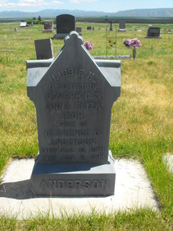 Libbie Hunter <I>Rich</I> Anderson