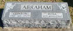 Clinton Abraham