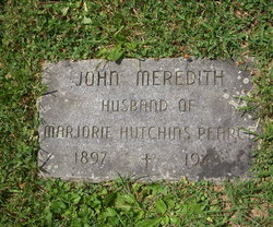 John Meredith Pearce
