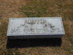 John William Christian Koeppen