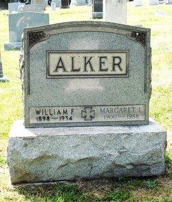 """William Frederick """"Willie"""" Alker, Sr"""