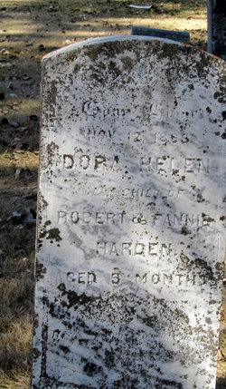 Dora Helen Harden