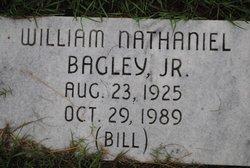 """William Nathaniel """"Bill"""" Bagley, Jr"""