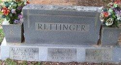 Louise E. <I>Billings</I> Rettinger