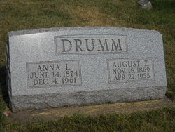 Anna L <I>Thoene</I> Drumm