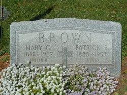 Patrick B Brown
