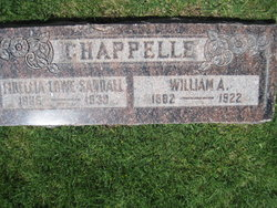 Fidella Christopher <I>Lowe</I> Chappelle
