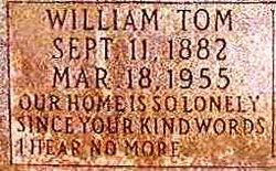 William Tom Connell